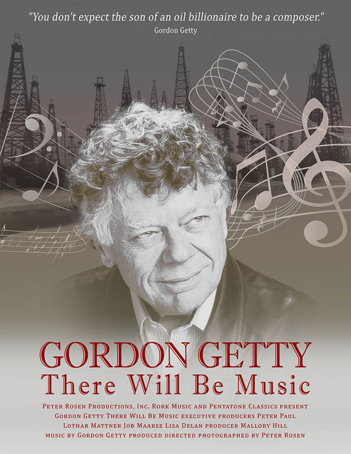 Gordon Getty: There Will Be Music image